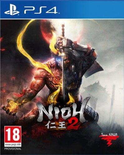 Nioh 2 PS 4