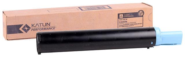 Wyprzedaż Toner Katun do Canon C-EXV5/GPR-8 do Canon iR1600/1610 440g czarny black Performance