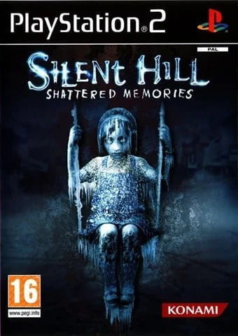 Silent Hill Shattered Memories PS 2