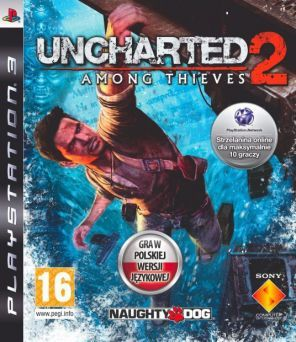Uncharted 2 Among Thieves PS 3