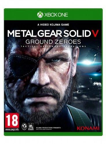 Metal Gear Solid V: Ground Zeroes XOne