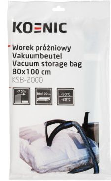 Worek próżniowy KOENIC KSB-2000 Storage Bag 80x100 cm