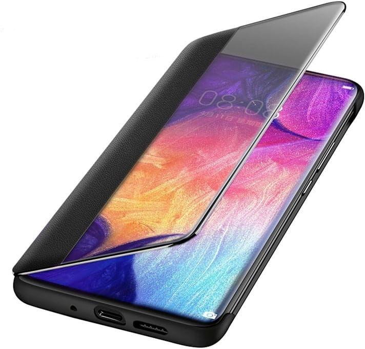 Etui Smart Flip do Samsung Galaxy A71 - 3 kolory
