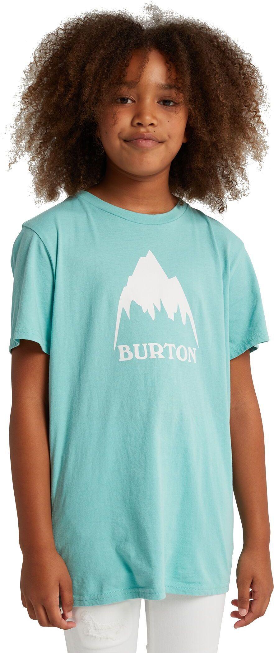 t-shirt dziecięcy BURTON KIDS CLASSIC MOUNTAIN HIGH SS Buoy Blue