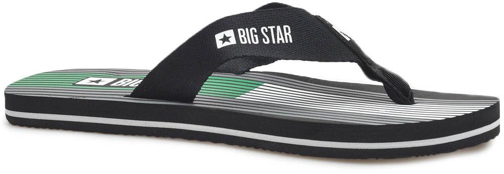Japonki Big Star FF174464 Czarne