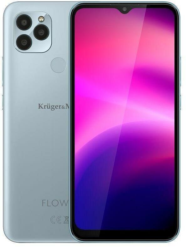 Smartfon Kruger&Matz KM0496-LB FLOW 9 błękitny