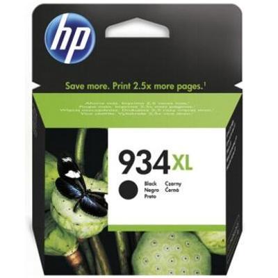 Tusz Oryginalny HP 934XL BK (C2P23AE) (Czarny) - DARMOWA DOSTAWA w 24h