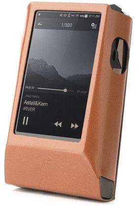 Miter Leather Case for Astell&Kern AK300/AK320 z AMPem - Brown +9 sklepów - przyjdź przetestuj lub zamów online+