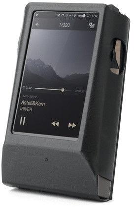 Miter Leather Case for Astell&Kern AK300/AK320 z AMPem - Black +9 sklepów - przyjdź przetestuj lub zamów online+