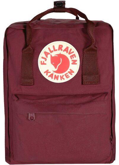 Fjällräven Kanken 16 Mini Plecak 29 cm ox red