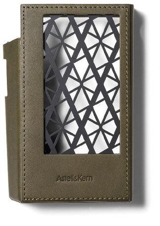 Astell&Kern - skórzany pokrowiec dla KANN CUBE - Olive Green +9 sklepów - przyjdź przetestuj lub zamów online+
