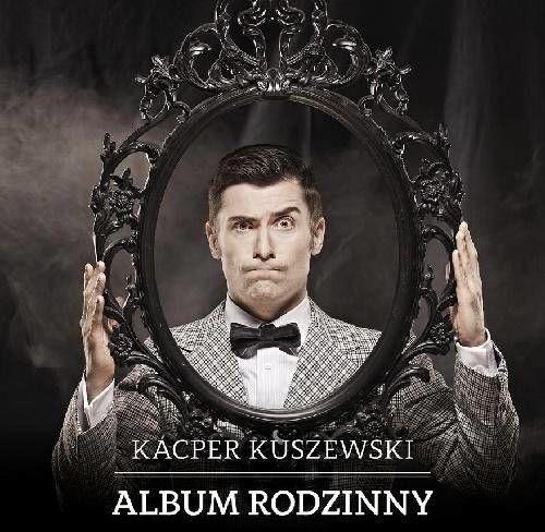 Album rodzinny CD - Kacper Kuszewski