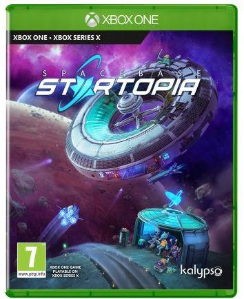 Spacebase Startopia XOne