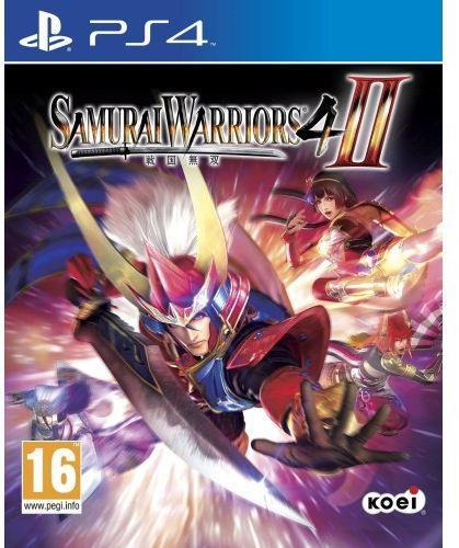 Samurai Warriors 4-II PS 4