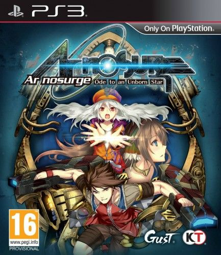 Ar nosurge: Ode to an Unborn Star PS 3