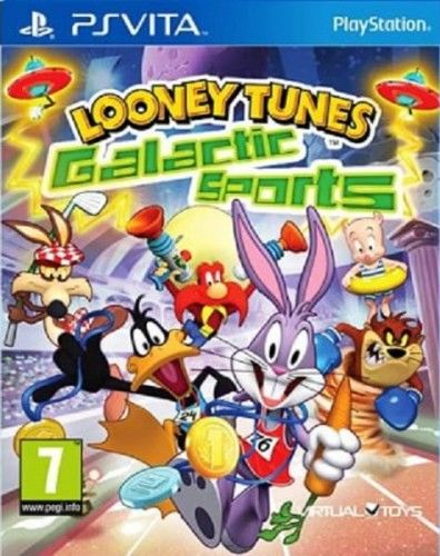 Looney Toons Galactic Sports PSV
