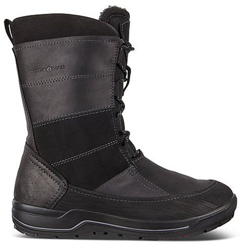 Śniegowce damskie ECCO Trace Lite czarne83216351094