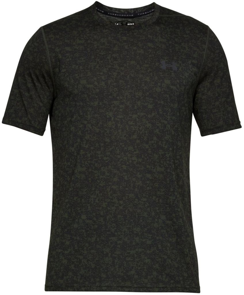 Koszulka termoaktywna Under Armour Siro Green (1322002-357)