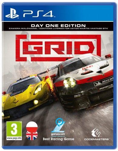 GRID PS 4