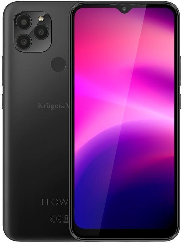 Smartfon Kruger&Matz KM0496-B FLOW 9 czarny