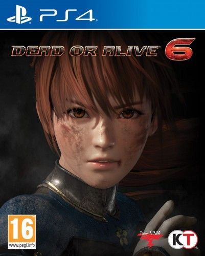 Dead or Alive 6 PS 4